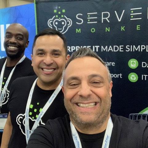 ServerMonkey at CPCE 2019